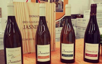 Jasnières et Coteaux du Loir 2019